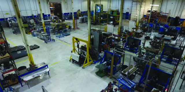 Production - D&N Bending - Industry Solutions